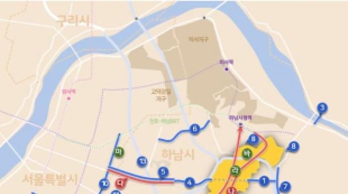 """""""송파-하남 도시철도, 2028년 개통""""…하..."""
