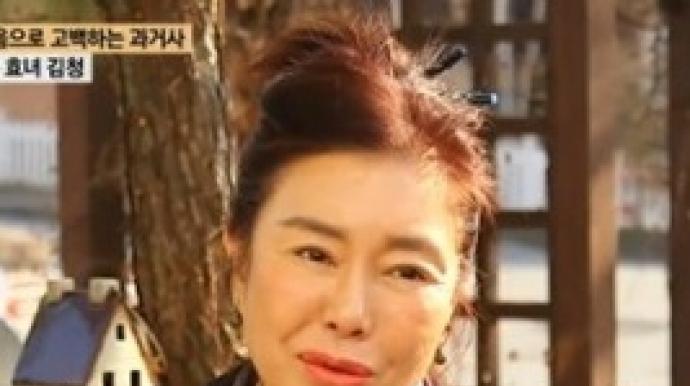 """중견배우 김청 근황…""""평창에서 귀농 생..."""