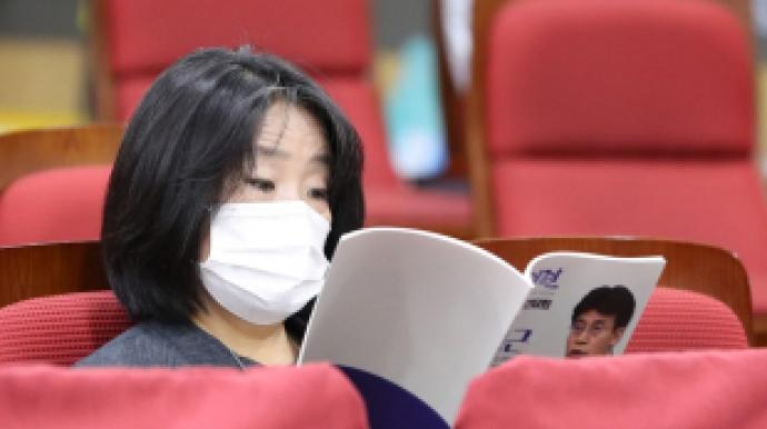 """경찰 """"마포쉼터 소장 사망사건, 윤미향 ..."""