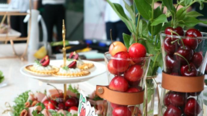 [리얼푸드]숙면돕는 체리, 음식에 활용하...