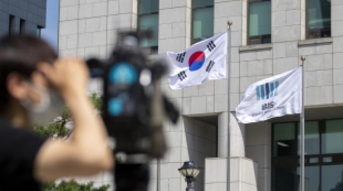 """검사장회의 9시간만에 종료… """"윤석열 자..."""