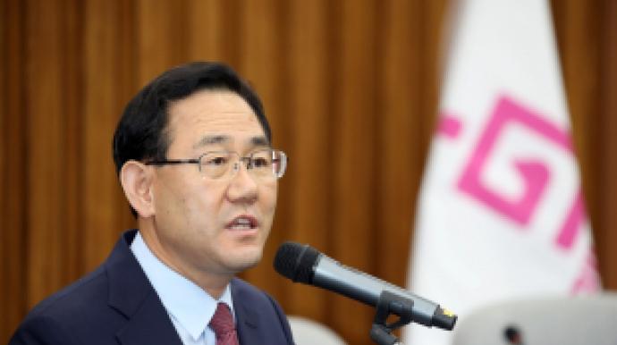 """주호영 """"통합당, 내일 국회 의사일정 복귀..."""