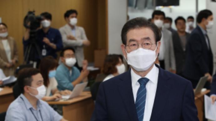 '강남 개발이익 공유' 박원순에 강남구청...