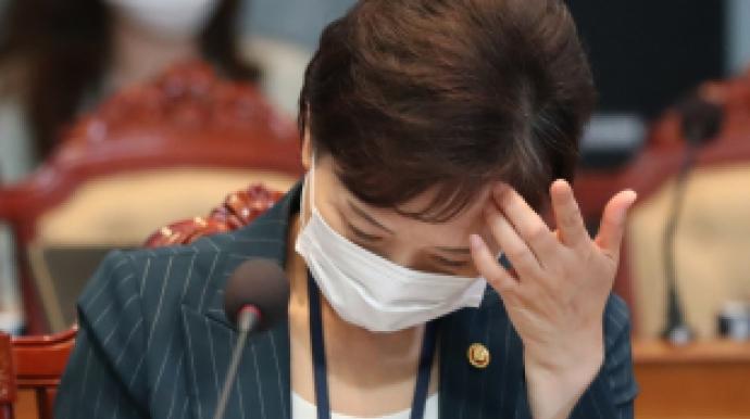 """""""21타수 무안타"""" 김현미 경질론…이낙연..."""