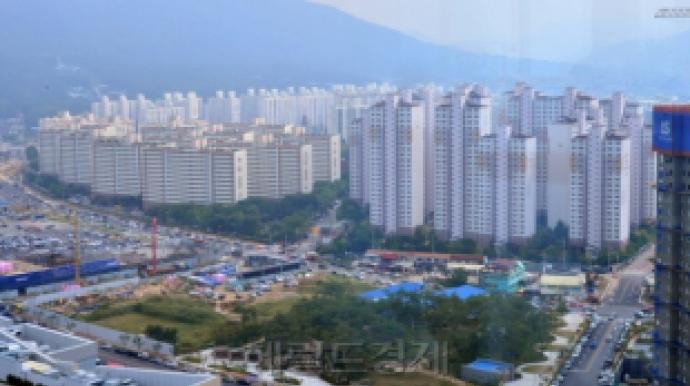 신축 아파트 물량 달리자…경기도 분양가...