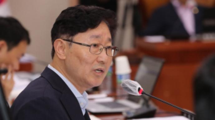 """박범계, 윤석열 겨냥 """"독재는 통합당에서..."""