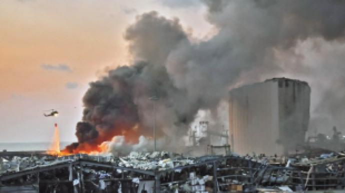 베이루트 폭발참사로 30만명 갈 곳 잃어…...