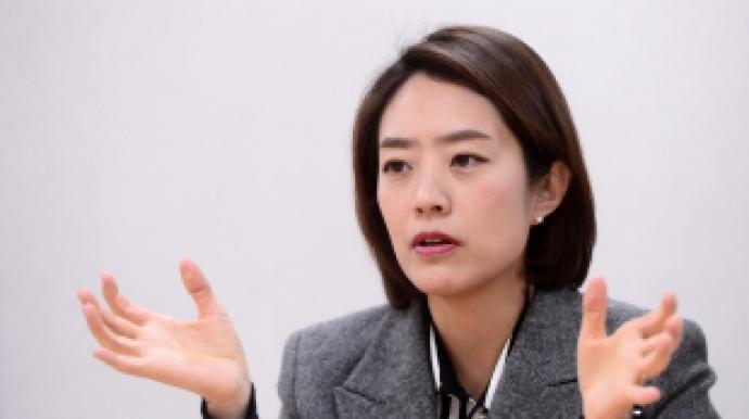 """고민정 """"류호정, 국회 권위주의 깨 준 것..."""