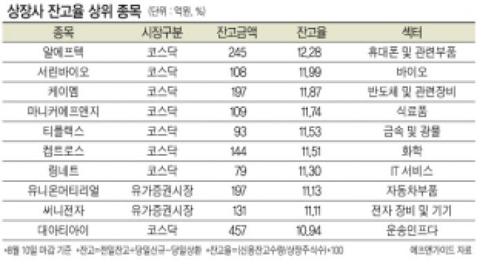 역대최대 '15조 빚투'…동학개미가 폭식...