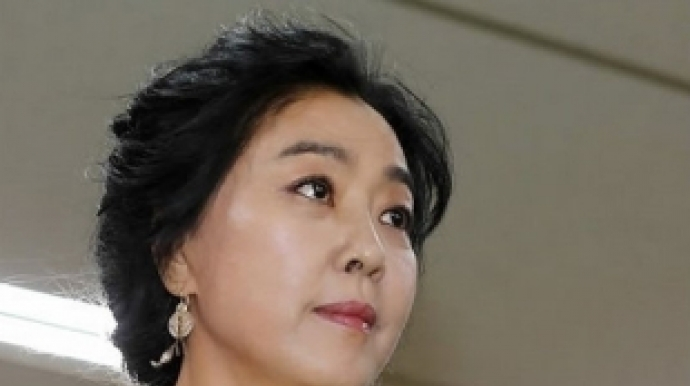 """김부선 '비구니' 설전…""""최민희, 관심끄고..."""