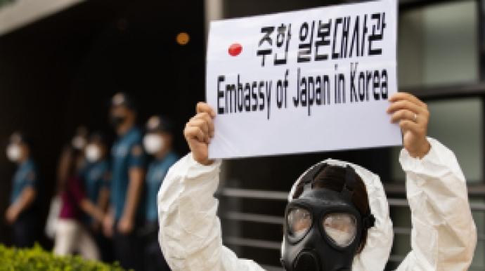 """[단독]""""후쿠시마 오염수 방출 필요""""…日..."""