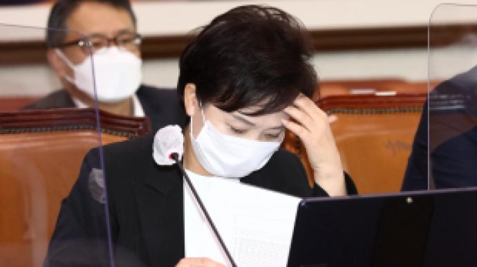"""김현미 """"처음본다"""" 통계 논란에 국토부 """"..."""