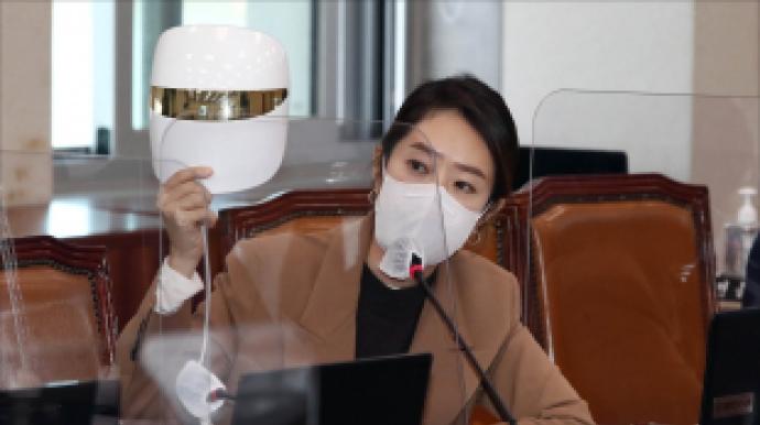 """고민정, '대권 의지' 오세훈 저격…""""환상..."""
