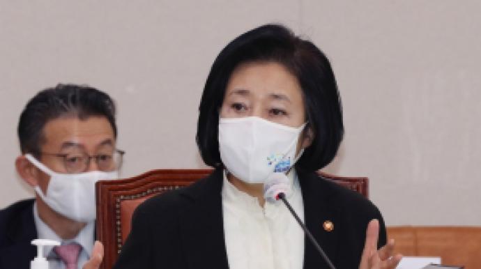 """박영선, 현대차 중고차 시장 진출에…""""엄..."""