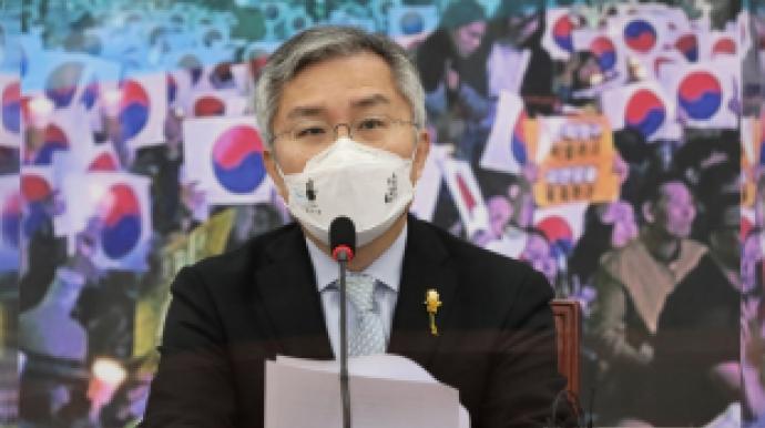 최강욱, 尹 '판사사찰 의혹' 문건 공개...