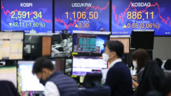 Warren Buffett's favorite market indicator suggests Korean stocks may be overvalued