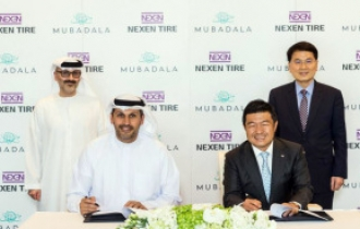 Abu Dhabi SWF invests in Nexen Tire