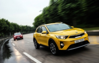 [BEHIND THE WHEEL] Kia Stonic is nimble and efficient