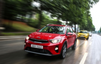 Kia to launch Stonic, Stinger in Europe this year