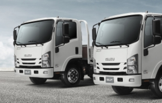 Isuzu trucks to hit Korean roads in Sept.