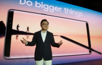 [Q&A] Samsung Note 9 will be foldable: mobile chief