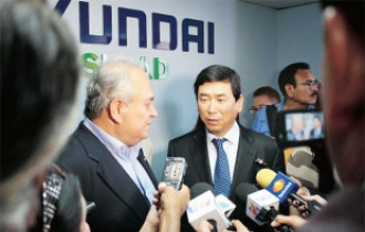 Hyundai appoints new US chief to tackle slumping sales