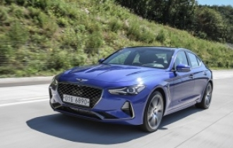 [BEHIND THE WHEEL] Genesis G70, a well-packed sports sedan