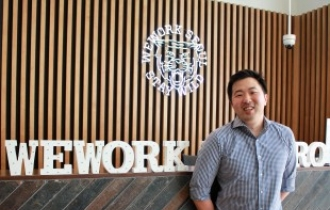 [INTERVIEW] WeWork goes all out to change way people work
