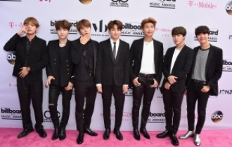 BTS' new album tops Amazon's preorder list