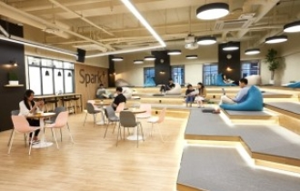 Coworking operator SparkPlus raises W20b investment