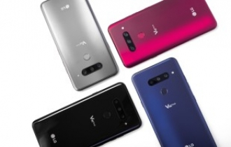 LG's V40 ThinQ smartphone to be priced at 1.04 mln won