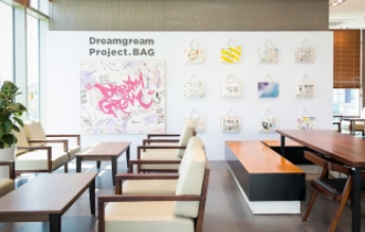 Dream Gream offers taste of real art world, broadens aspirants' horizons