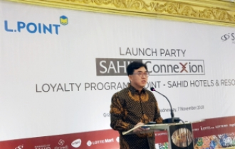LOTTE Members signs MOU with Sahid Hotel