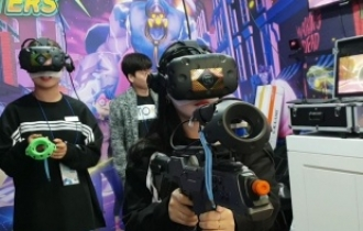 Korea's largest gaming expo hits Busan