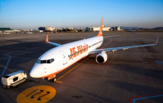Jeju Air becomes 1st Korean LCC to hit W1tr annual sales milestone