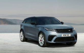 Jaguar Land Rover Korea introduces upgraded Velar
