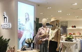 LF opens new Hazzys outlet in Ho Chi Minh