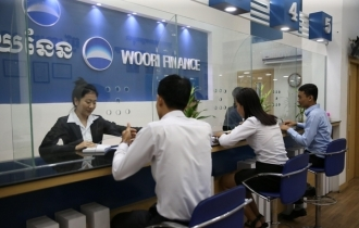 Woori Bank merges two Cambodian subsidiaries