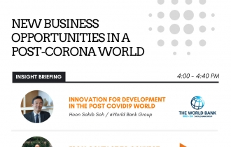 Where are business opportunities in post-COVID-19 era?