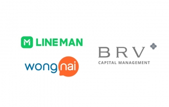 Line Man receives US$110M Investment, merges with Thai food app
