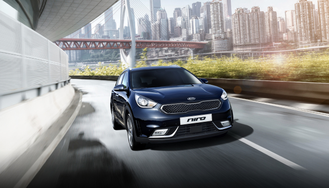 After Our Planned Launch Of The K7 Sedan Later This Year In Us We Will Niro Hybrid Early Next And Focus On Marketing There Said Kia
