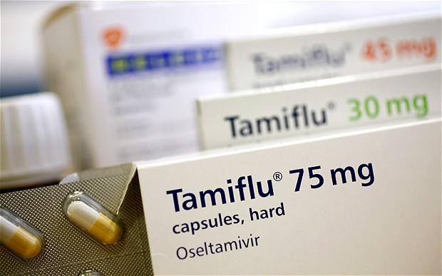 Cheaper alternative to tamiflu