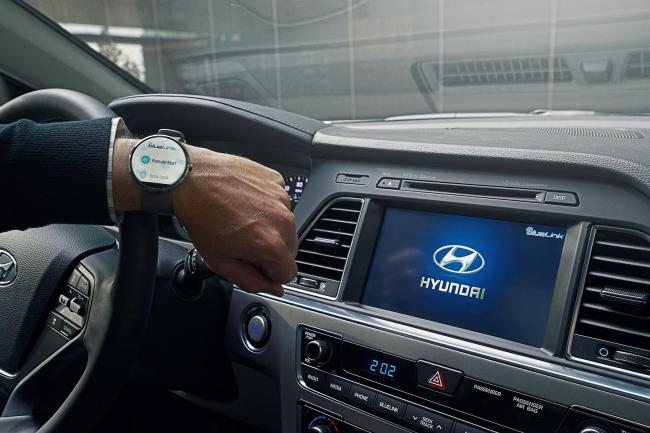 All new Hyundai cars to feature Blue Link from next year