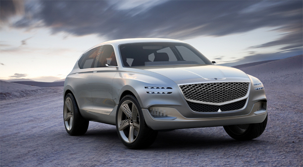 Genesis A Luxury Brand By The South Korean Auto Giant Plans To Begin Production Of An Electric Sports Coupe That Can Travel 500 Kilometers Per Charge In