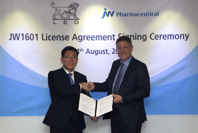 Jw Pharma Seals Us400m Out License Deal With Danish Firm
