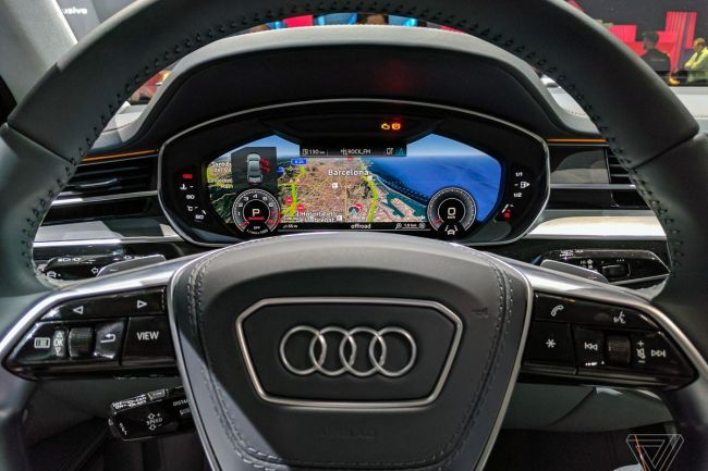 Image result for Samsung to supply auto chips to Audi