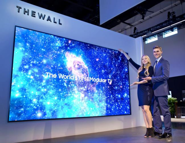 Samsung Commercial Displays >> Samsung Continues To Lead Commercial Display Market Report