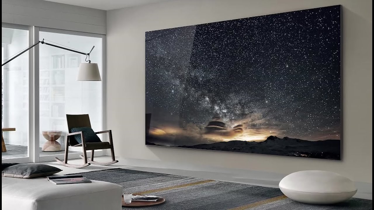 Image result for samsung launches samsung wall tv