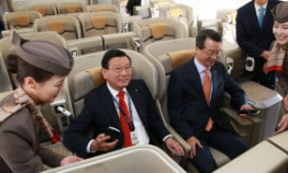 Asiana Airlines welcomes first A350