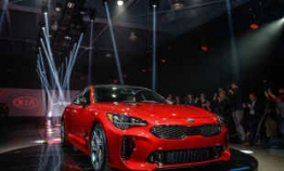 Kia to launch Stinger in US this year
